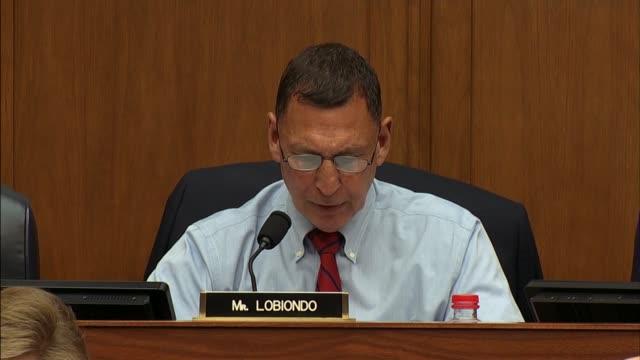 New Jersey Congressman Frank LoBiondo questions Defense Secretary James Mattis and Joint Chiefs Chairman Joseph Dunford questions Defense Secretary...