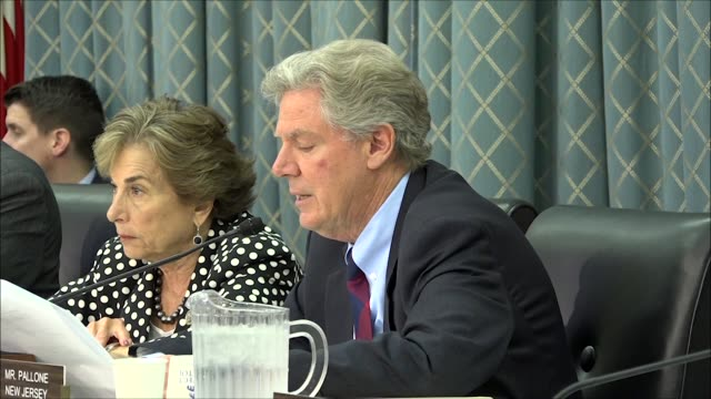 new jersey congressman frank pallone says at a house energy and commerce subcommittee hearing on digital marketing and consumer privacy that... - content stock videos & royalty-free footage