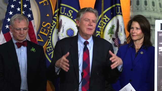 New Jersey Congressman Frank Pallone says Republicans and President Donald Trump are just too negative about the federal government whereas Vice...