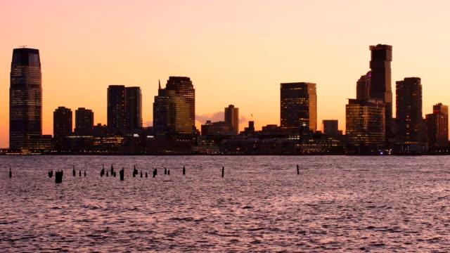 New Jersey/ Hoboken, NJ/weehawken: Hudson waterfront