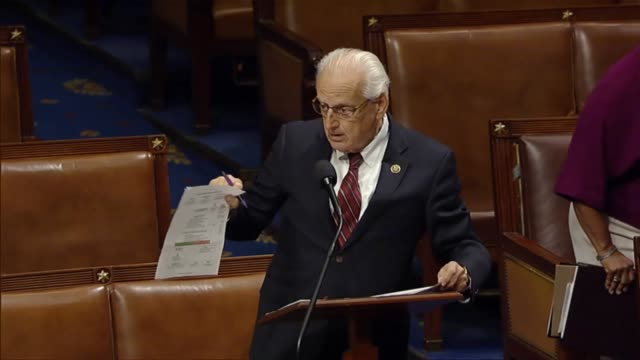 new jersey rep bill pascrell argues in opposition security certifications for refugees to the united states from syria and iraq saying that he had... - political action committee bildbanksvideor och videomaterial från bakom kulisserna