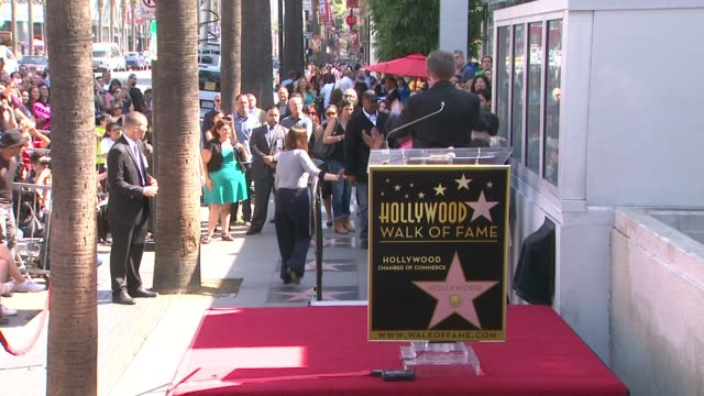New Kids On The Block arrive at New Kids On The Block honored with star on the Hollywood Walk of Fame in Hollywood CA on