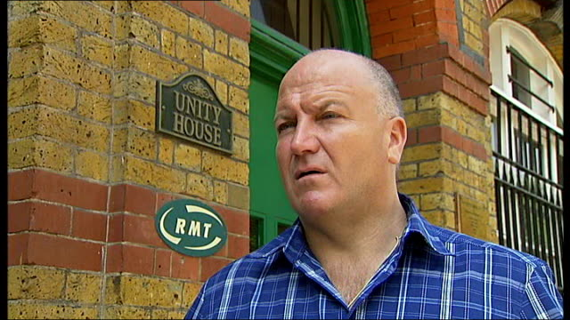 New London mayor to ban alcohol on public transport EXT London Assembly interview SOT B/W hand opening drink can Bob Crow Perhaps he [Johnson] can...