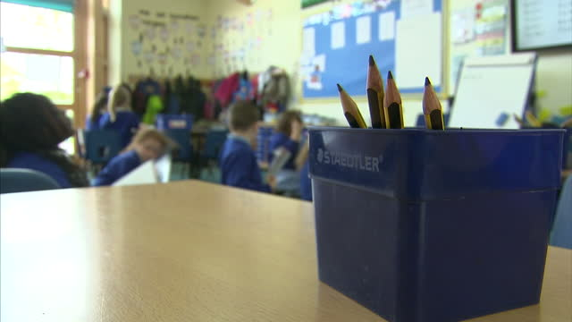 a new maths test for 11yearolds was unveiled today to perhaps predictable disquiet from teaching unions every pupil in england will be expected to... - educational subject stock videos and b-roll footage