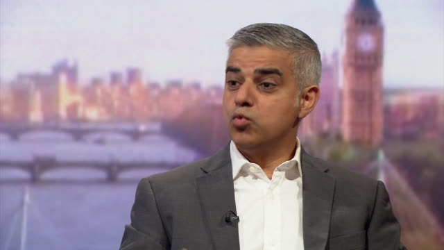 new mayor of london sadiq khan saying that the labour party mp's need to stop talking about ourselves and engage with peope who normally wouldn't... - population explosion stock videos & royalty-free footage