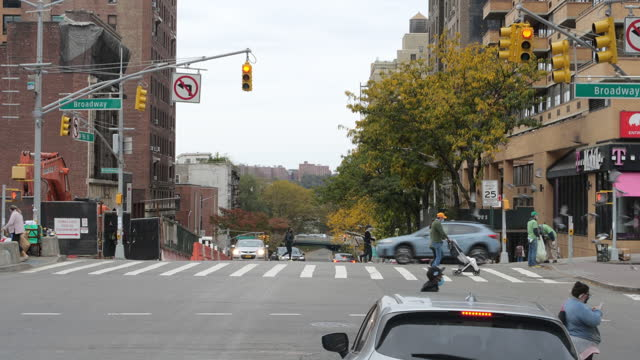 new normal life in new york city amid the coronavirus pandemic - steep stock videos & royalty-free footage