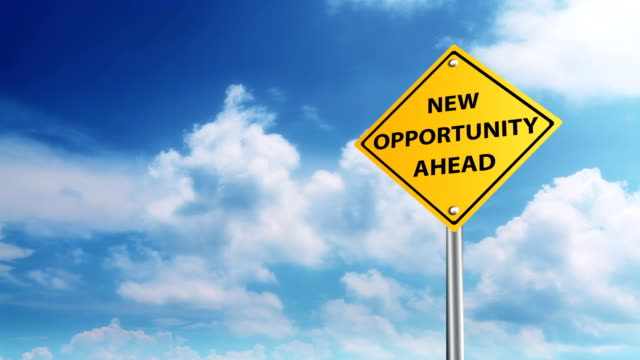 new opportunity ahead - opportunity stock videos & royalty-free footage