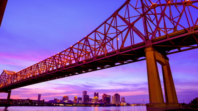 new orleans, la - river mississippi stock videos & royalty-free footage