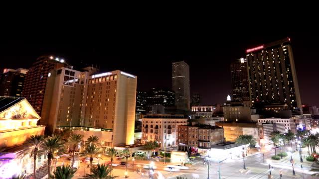 LA Nouvelle-Orléans, en Louisiane