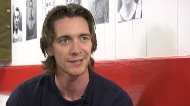 new play explores leyton orient team's role in first world war england london leyton brisbane road james phelps interview sot michael greco interview... - james phelps stock videos & royalty-free footage