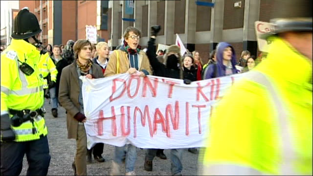 New private university launched by leading academics Students along in demonstration protesting against cuts to higher education some carrying a...