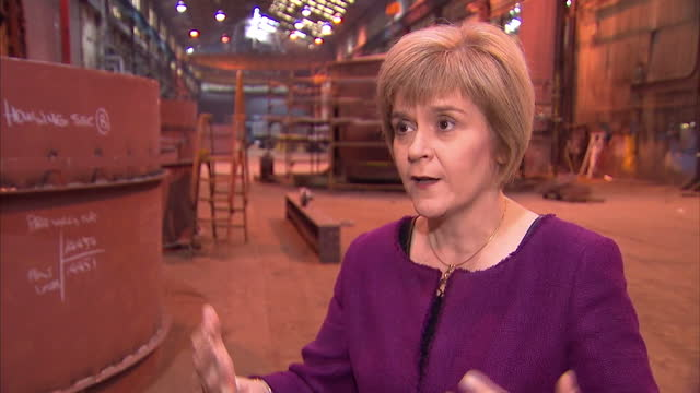 a new promise of more powers for scotland from the three main party leaders has been dismissed by alex salmond as a desperate offer of nothing the... - 2014 scottish independence referendum stock videos & royalty-free footage