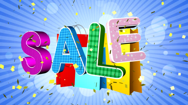 new sale - sale stock videos & royalty-free footage