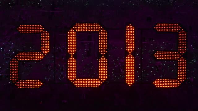 New Year 2013 Celebration