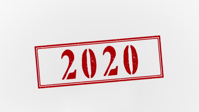 new year 2020 - 2020 business stock videos and b-roll footage