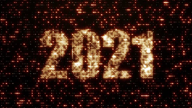 new year 2021 - annual event stock videos & royalty-free footage
