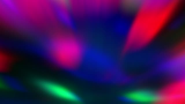 new year's eve holiday party abstract background. - multi colored background stock videos & royalty-free footage