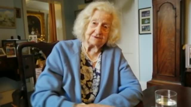 stockvideo's en b-roll-footage met new year's honour list 2021: honours list revealed; england: int anne baker interview via internet sot - new not politics