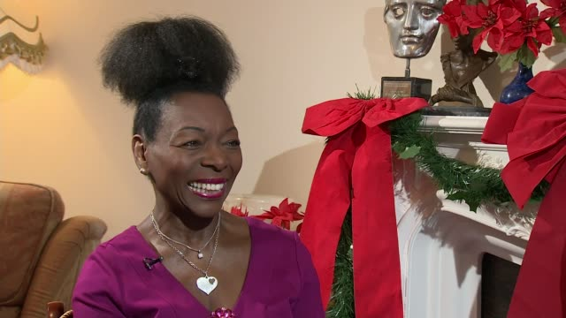 new year's honours list 2020 recipients announced as error publishes their addresses england int dame floella benjamin interview sot - floella benjamin stock videos & royalty-free footage