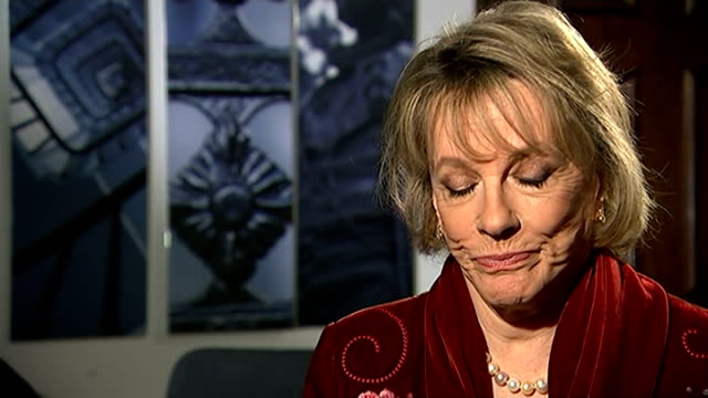 New Year's Honours List Dame Esther Rantzen interview SOT I've got now to grow up haven't I I've got to be more respectable
