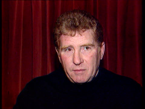 new year's honours list int alan ball mbe interview sot victory was a team effort and it has taken a long time for it to be recognised jane torville... - 光栄点の映像素材/bロール