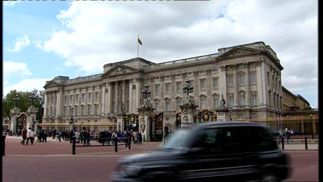 New Year's Honours List recipients announced DATE General view of Buckingham Palace as traffic drives past