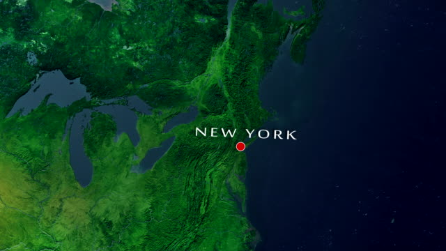 new york 4k zoom in - zoom in stock videos & royalty-free footage