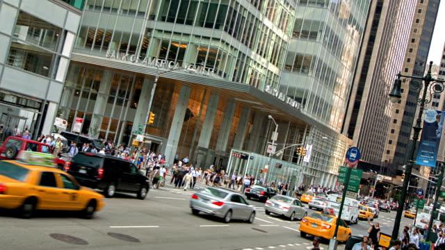 new york avenue - avenue stock videos & royalty-free footage