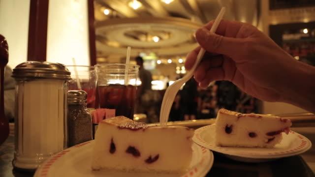 New York Cheesecake in Grand Central Terminal, Manhattan, New York City, New York, USA, North America
