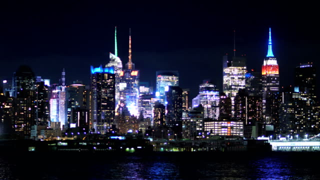new york city: 4k - river east stock videos & royalty-free footage