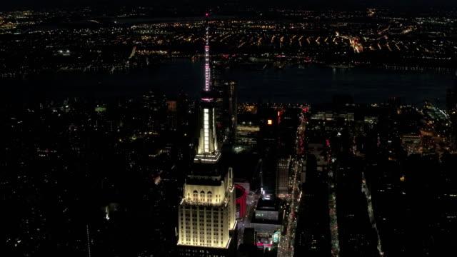 New York City Luftaufnahmen