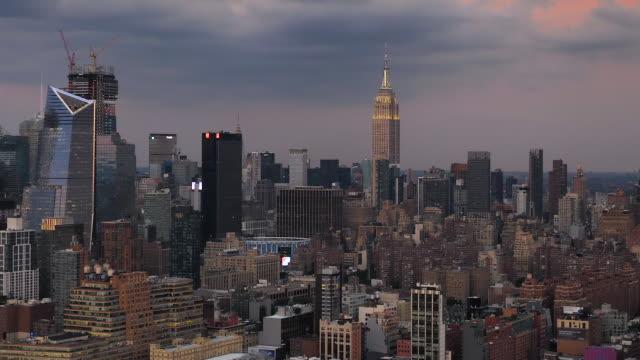new york city flygfoto - helikopter bildbanksvideor och videomaterial från bakom kulisserna