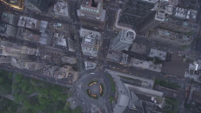 stockvideo's en b-roll-footage met new york city air_59 - central park manhattan