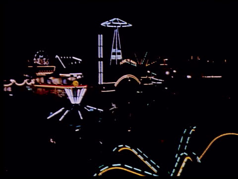 1967 - new york city and its environs, 10 of 11 - roundabout stock videos & royalty-free footage