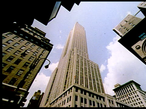 1967 - new york city and its environs, 3 of 11 - radio city music hall stock videos & royalty-free footage