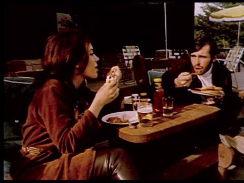 vídeos de stock, filmes e b-roll de 1967 - new york city and its environs of 11 - dawson city