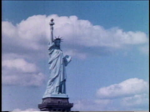 1962 montage new york city attractions / new york, united states - 1962 stock videos & royalty-free footage