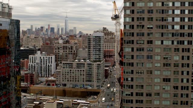 New York city, Gebäude