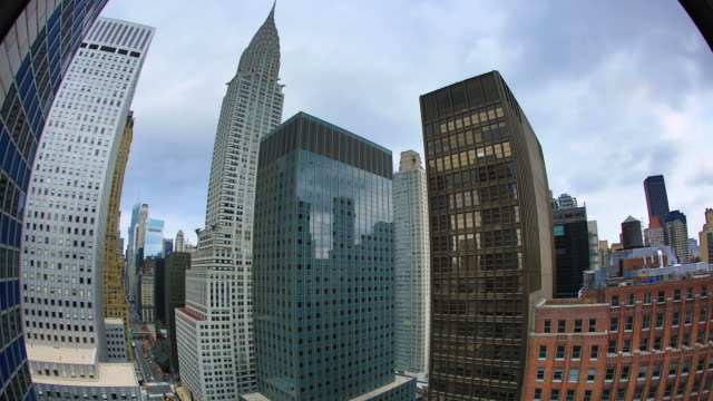 New York City Tag Zeitraffer