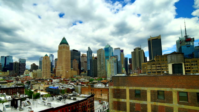 New York City : Day time lapse