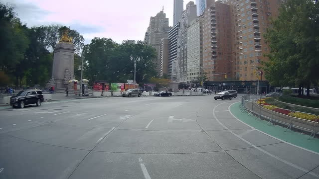 new york city hit by covid-19 - fast motion stock videos & royalty-free footage