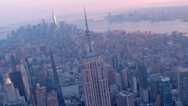 new york city skyline - world trade centre manhattan stock videos and b-roll footage