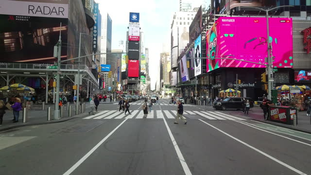 new york city slowly re-opens - disney stock videos & royalty-free footage