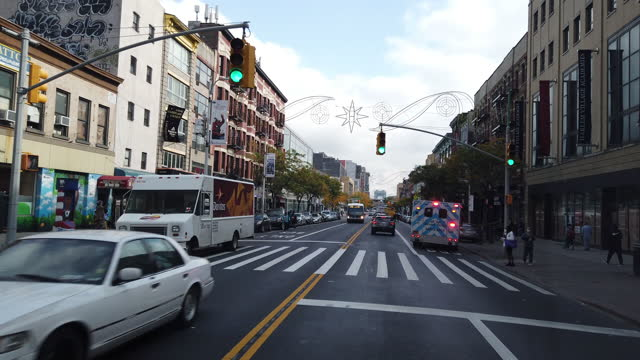 new york city slowly re-opens - traffic light stock videos & royalty-free footage