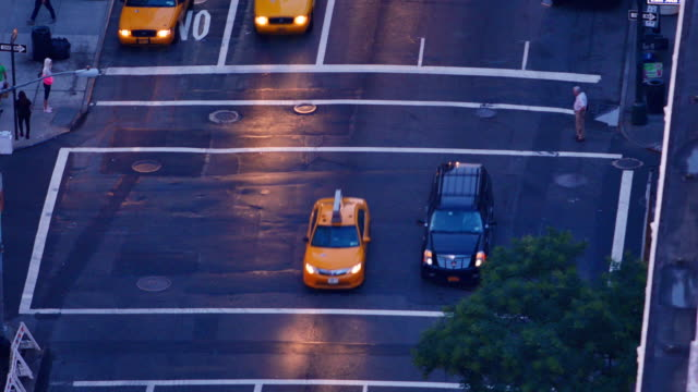 New York City Street traffic: 5th Ave