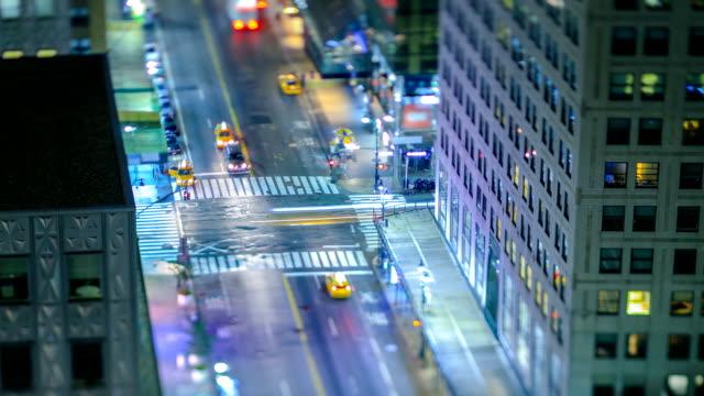 vídeos y material grabado en eventos de stock de ciudad de nueva york calles - wall street