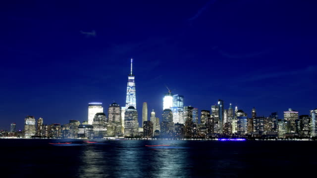 New York City: World trade center and midtown series