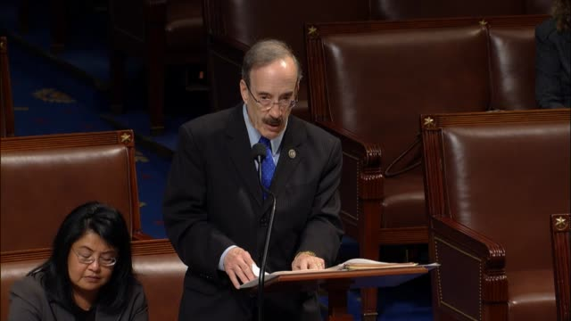 New York Congressman Eliot Engel supports his resolution expressing concern and condemnation over a political crisis in Venezuela since President...