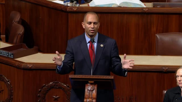 new york congressman hakeem jeffries says somewhat to sugarcoat the africanamerican experience but facts are facts from enduring slavery rape... - lynching stock videos & royalty-free footage