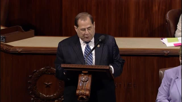 stockvideo's en b-roll-footage met new york congressman jerrold nadler says a republican effort to defund the abortion provider planned parenthood is alice in wonderland first the... - republikeinse partij vs